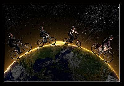 #TerreFragile #PatrickForget #cartePostale #Environnement #planete #Terre #photographie