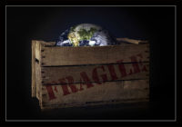 #TerreFragile #PatrickForget #CartePostale #Environnement #planete #Terre #photographie