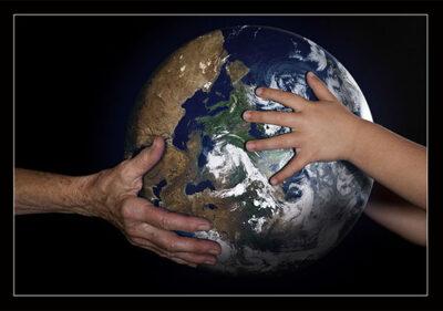 #TerreFragile #PatrickForget #cartePostale #Environnement #planete #Terre #photographie #fondante
